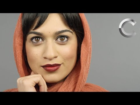 Belleza siria: un siglo de moda en dos minutos