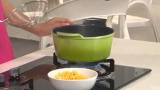 Món Ngon Mỗi Ngày - Bắp hạt xào gà giòn Mayonnaise
