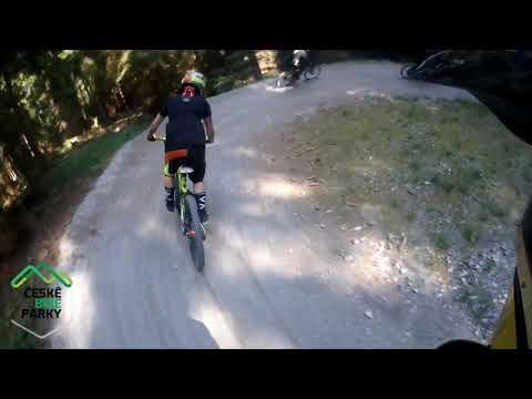Bikepark Lipno Trail 2017