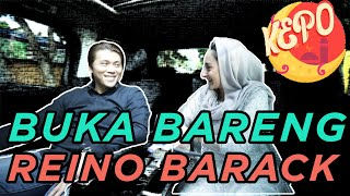 Video Cerita Reino Barack Puasa Pertama Kali Bareng Syahrini (Part 1) MP3, 3GP, MP4, WEBM, AVI, FLV Mei 2019