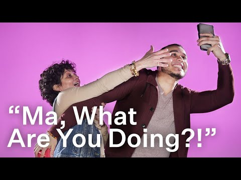 EJ: Watch What Happens When Moms Snoop Through Their Son's Phones..