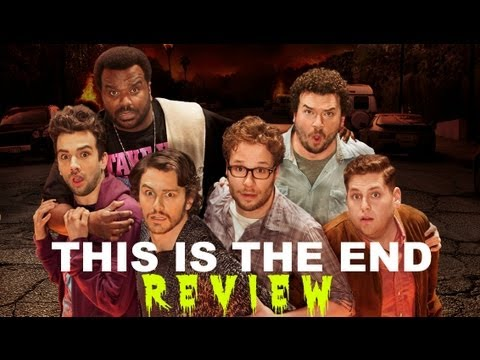 This Is the End - Movie Review by Chris Stuckmann