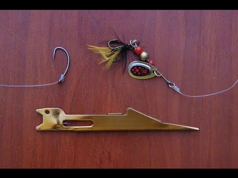 как сделать рыболовный крючковяз