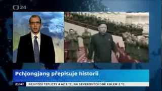Pchjongjang přepisuje historii