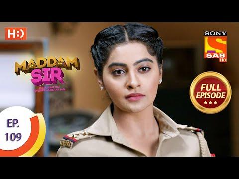Maddam Sir - Ep 109 - Full Episode - 10th November 2020