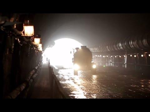 Как строят Бескидский тоннель - Центр транспортных стратегий