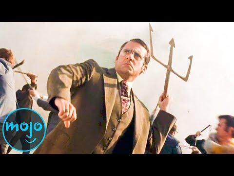 Top 10 Hilariously Unexpected Fight Scenes