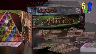 Video-Rezension: Die Alchemisten - Der Golem des Königs