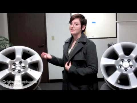 Land Cruiser Rims & Land Cruiser Wheels - Video of Toyota Factory, Original, OEM, stock used rim