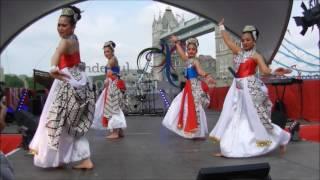 Bajidor Kahot at Indonesian Weekend; London, 29-5-2016 Video