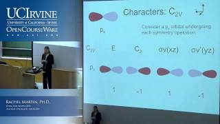 Molecular Structure&Statistical Mechanics 131B. Lecture 03. Transformation Matrices.