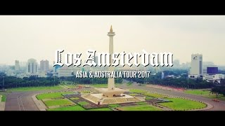 Yellow Claw - Los Amsterdam Tour 2017: Indonesia & Yangon, Myanmar Video