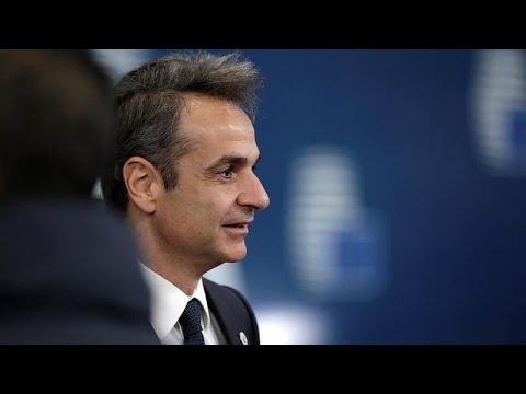 Μητσοτάκης στο euronews: Η Συμφωνία των Πρεσπών να τηρηθεί στο ακέραιο…