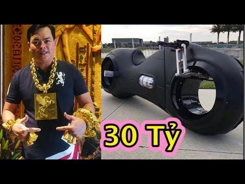 """Phúc XO bỏ 30 tỷ mua xe mô tô """"cực hiếm"""" trên thế giới về đi dạo - Ẩm thực Việt Nam 247 - Thời lượng: 10:17."""