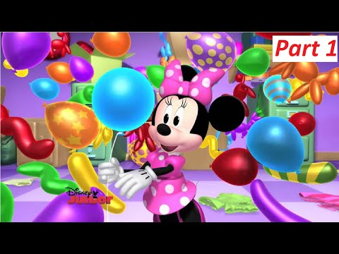 ☛ Minnie Mouse Bow tique Full Episodes Compilation 2016  Full HD ♔❤ Minnie Bow-tique Collection☺☺