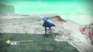 Destiny 2 Ice Skating