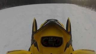 10. 2012 MX-Z XRS 800ho E-Tec Teaser