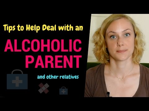5 Tips for Dealing with an Alcoholic Parent or Family Member