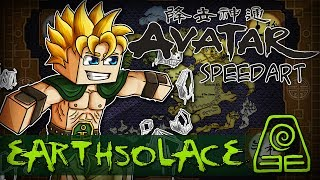 Minecraft Avatar SpeedArt - Earth Bender Solace