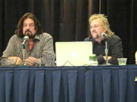Quadraphonic - At NAMM 2012, Alan Parsons explains his quadraphonic mix of