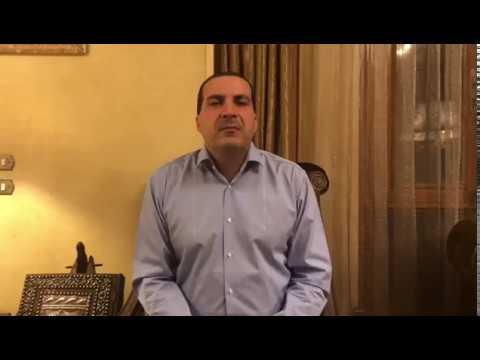 فيديو.. تعليق عمرو خالد بعد فضيحة اعلان الدجاجة