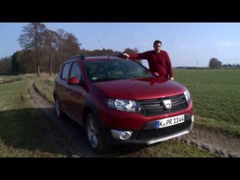 Dacia Sandero Stepway - So gut ist Deutschlands billigstes Auto