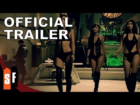 Zombie Fight Club Official Scream Factory Trailer (2016) Zombie Horror Movie