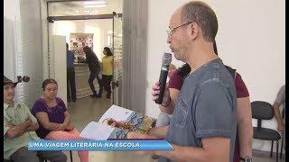 Alunos da rede pública de Garça participam de projeto de incentivo à leitura