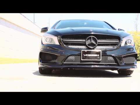 Mercedes-Benz CLA 45 AMG | Vossen VFS2 20'' Wheels