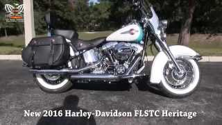 10. New 2016 Harley Davidson Heritage Softail Classic new Colors