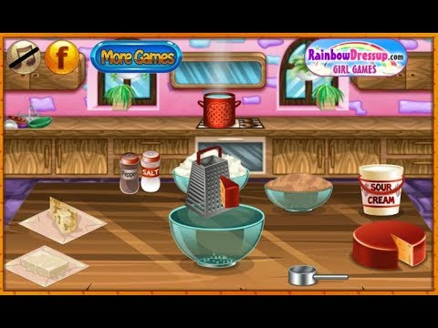 Cooking Games: Mac And Cheese -Cartoon For Children -Best Kids Games -Best Video Kids