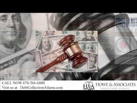 Debt Collection Attorney Atlanta