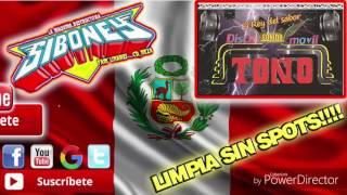 Lagrimas De Amor   Cumbia Peruana LIMPIA Los Yungas