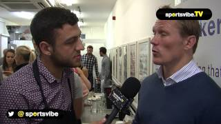 Josh Lewsey Talks England And Wales Ahead Of Rugby World Cup