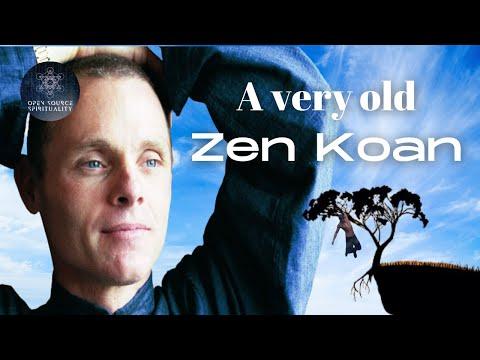 Adyashanti Video: A Very Old Zen Koan