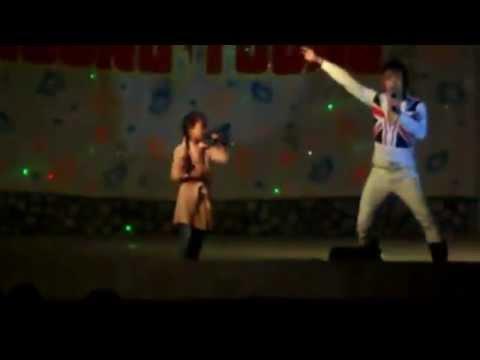 Bé gái 9 tuổi song ca cùng ca sĩ Lâm Chấn Khang!