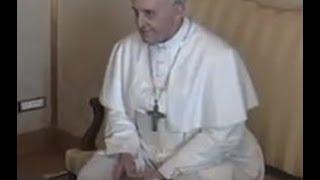 """""""Lumen fidei"""", """"Das Licht des Glaubens"""" - die neue Enzyklika von Papst Franziskus"""