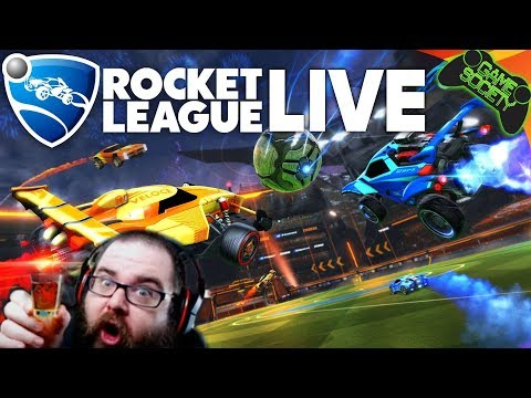 Rocket League - 5th Annual Playoffs!