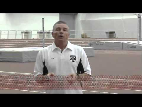 Discover Frequency Drills For Hurdlers! - Track 2015 #42