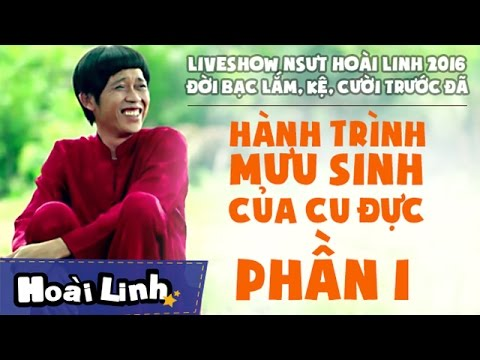 Liveshow Hoài Linh 2016 Đời Bạc Lắm, Kệ, Cười Trước Đã - phần 1