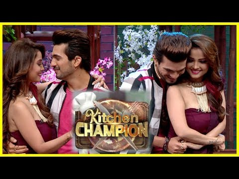 Kitchen Champion: Adaa Khan & Arjun Intense Romance After Naagin