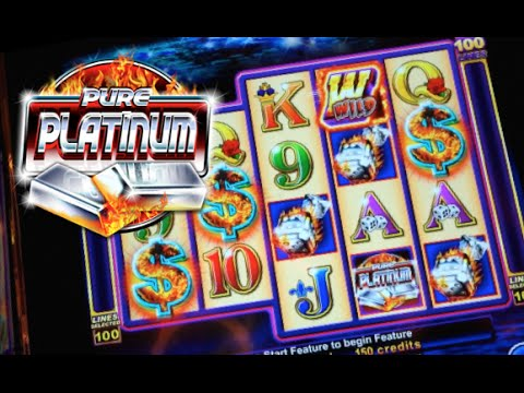 PURE PLATINUM | Ainsworth *NEW GAME* Whopper Reels Slot Machine Bonus