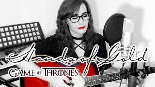 """So of course I had to cover the song Ed Sheeran sang on Game of Thrones! haha xD Hope you all enjoy my rendition of """"Hands of..."""