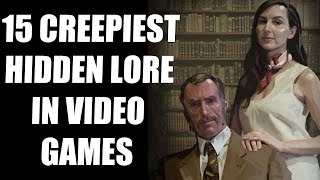 Video 15 Games With The Creepiest Hidden Lore You Most Likely Missed MP3, 3GP, MP4, WEBM, AVI, FLV Juli 2018