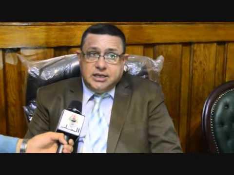 اشرف عبدالحميد : غياب لجنة للحريات بالنقابة لعدم وجود لائحة تنظيمية