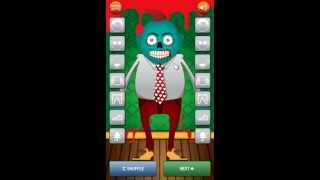 Zombie Dress Up Game YouTube video