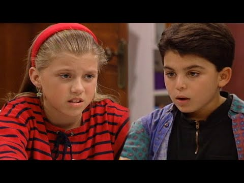 The 'Full House' When Stephanie Helped Her Classmate Get Beaten By His Father