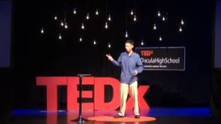 The Chaos Theory, Unraveling the Mystery of Life | Samuel Won | TEDxDaculaHighSchool