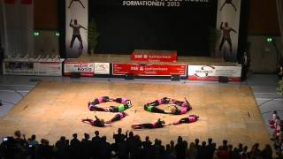 Ecktown-Kids - Deutsche Meisterschaft 2013