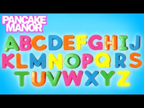 ABCs with Sounding out the letters